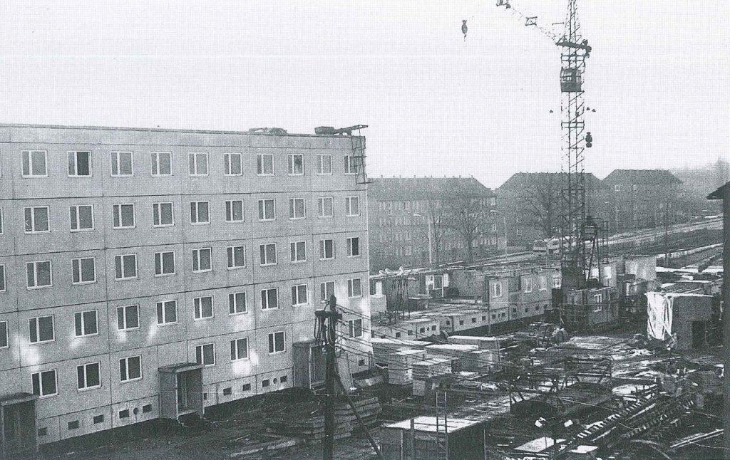 Industrialisierung des Bauens